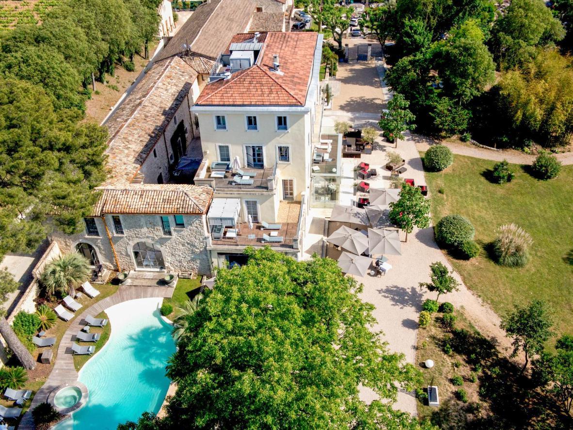 Domaine de Verchant Relais & Châteaux