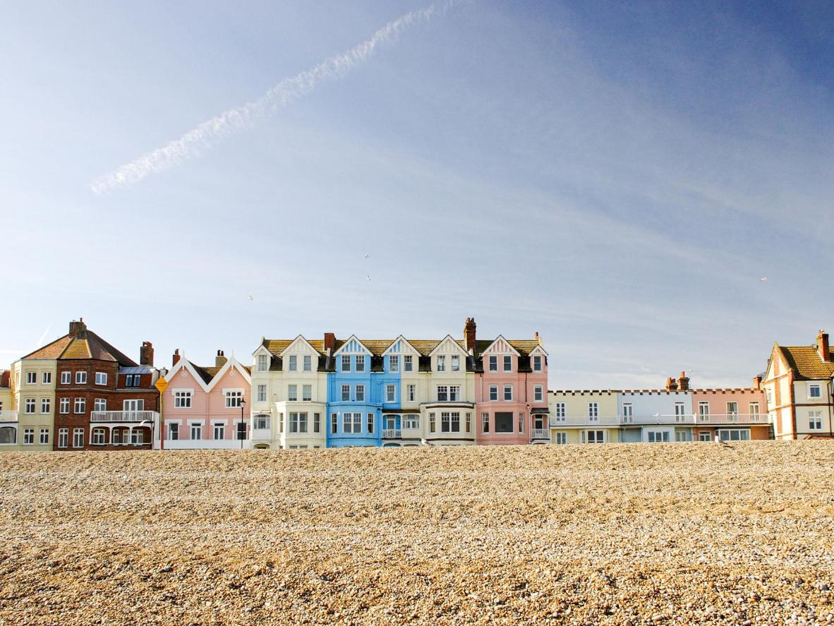 Aldeburgh is a favourite with celebrity chef Rick Stein