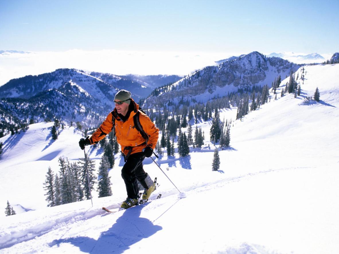 Go cross-country skiing in Utah