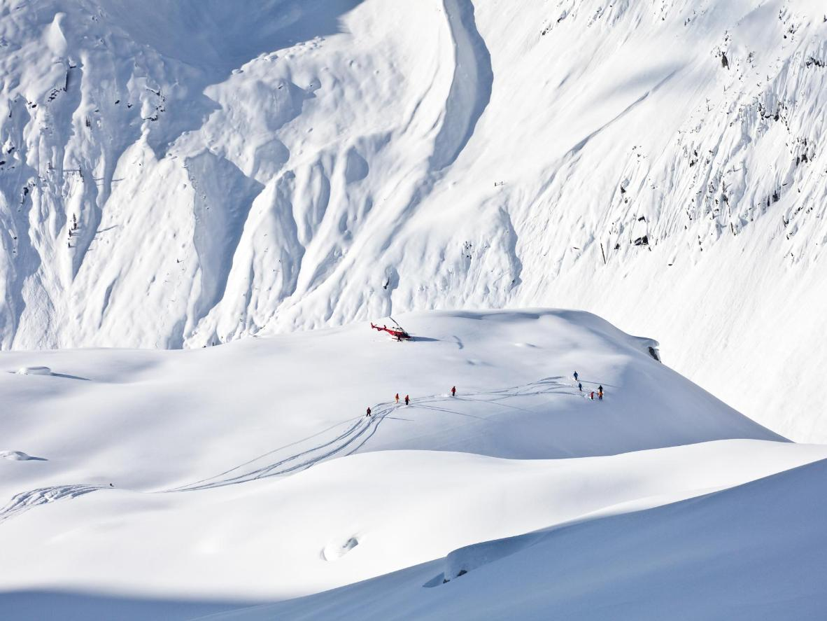 Skiers of all types are spoilt for choice in Whistler