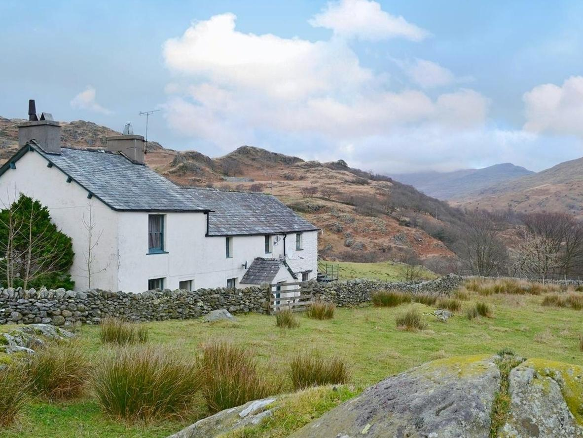 Duddon Mews is a remote cottage in the Lake District