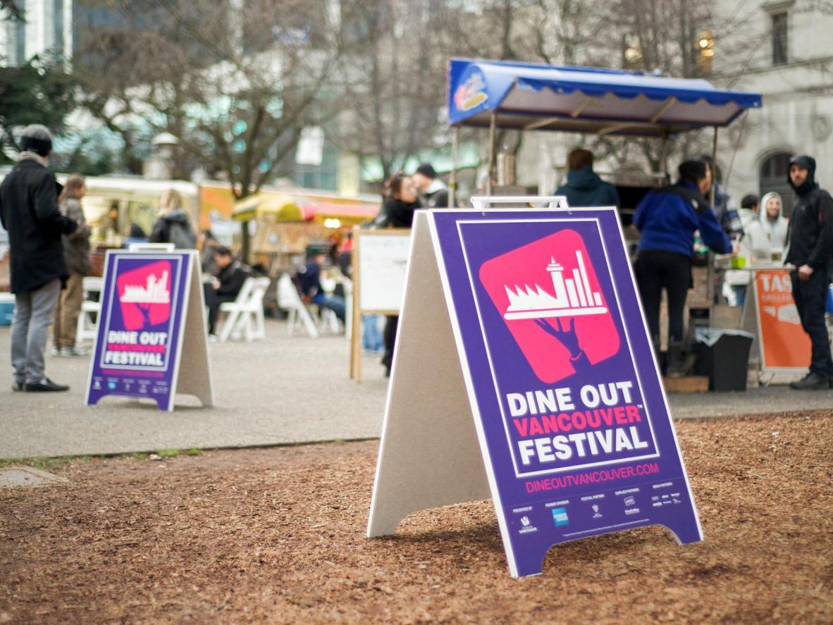 The food festival that devours an entire city