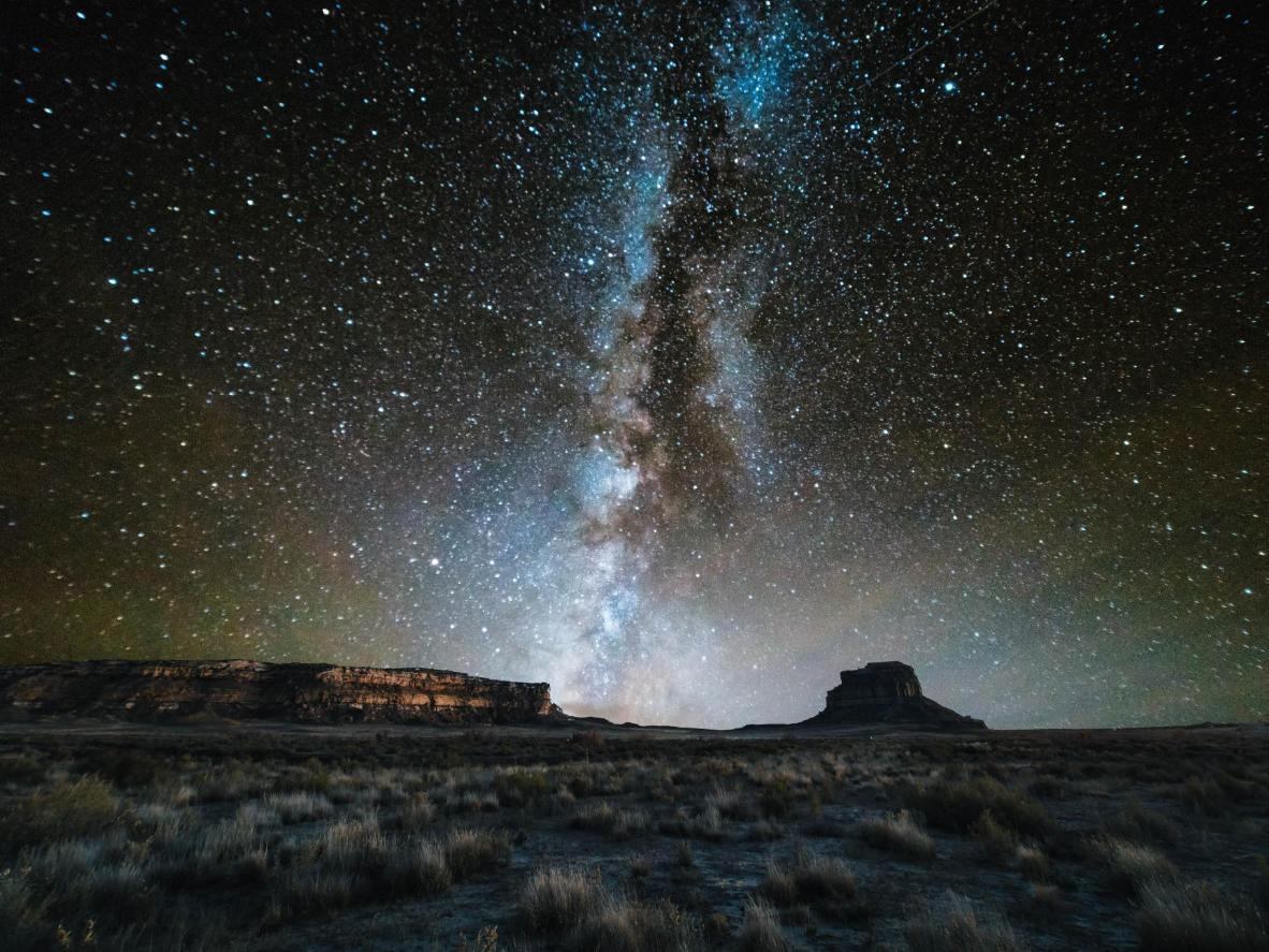 Learn how traditional Chacoan astronomy practices combine with modern technology