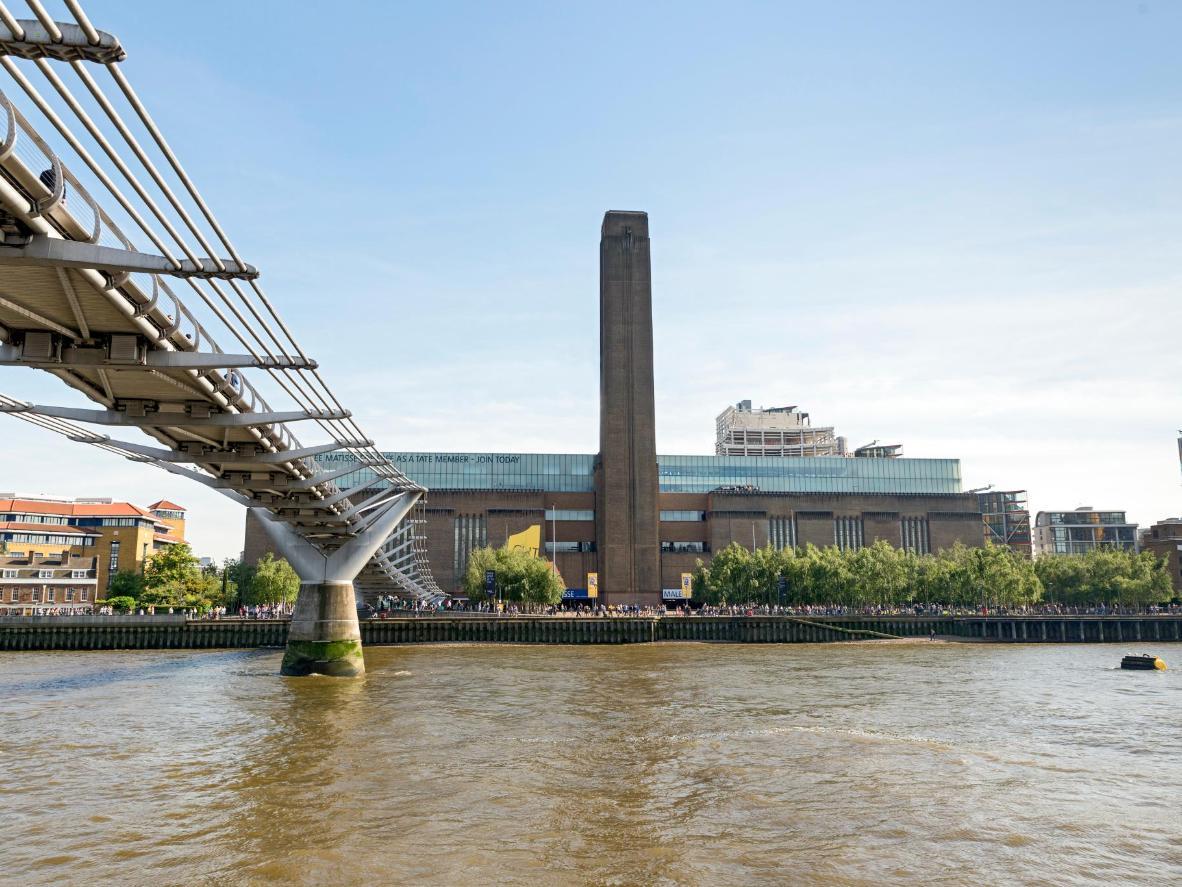 Las exposiciones de la Tate Modern de Londres están requetepensadas para los niños