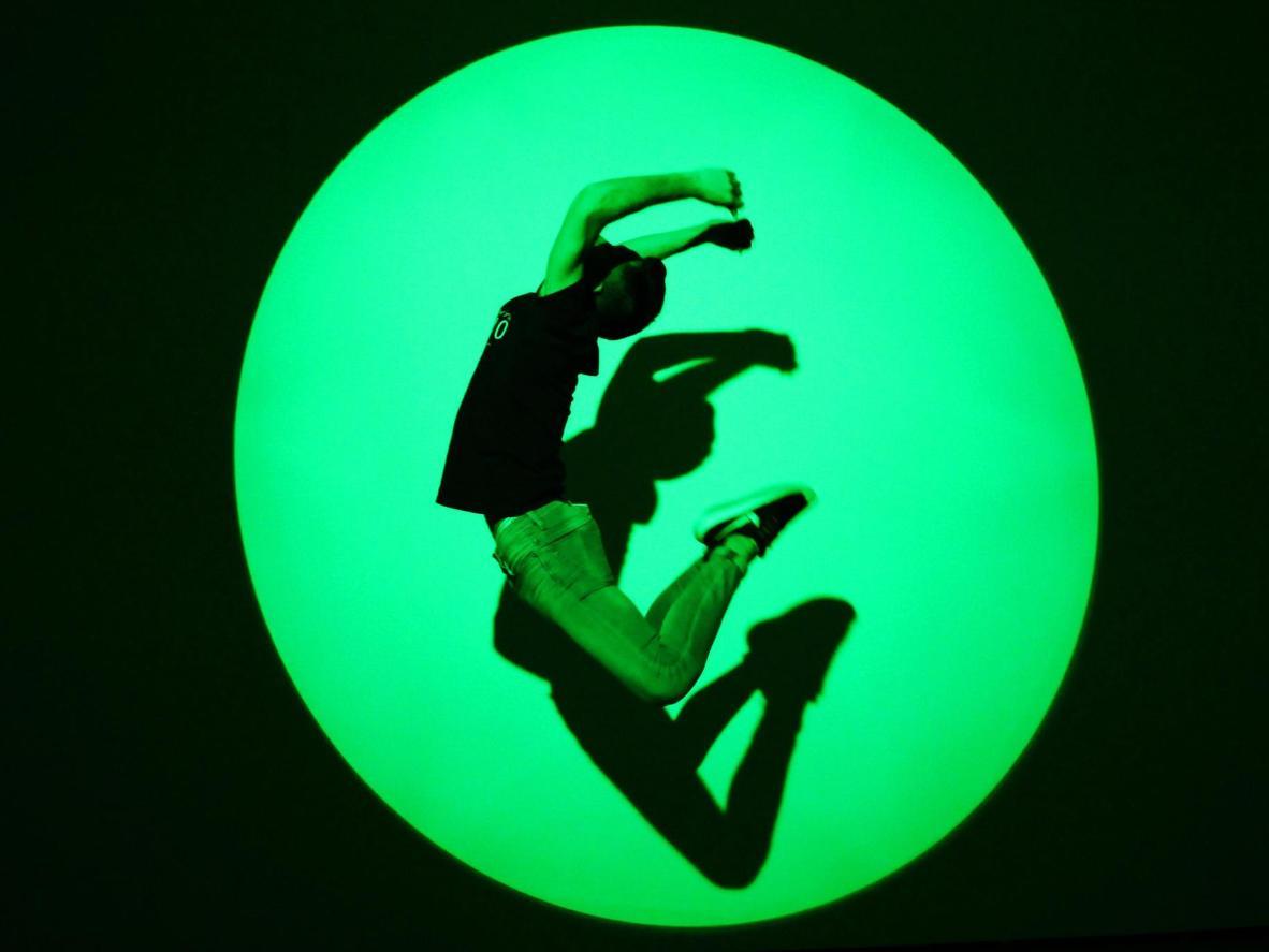 Exposición interactiva para niños en el Guggenheim de Bilbao