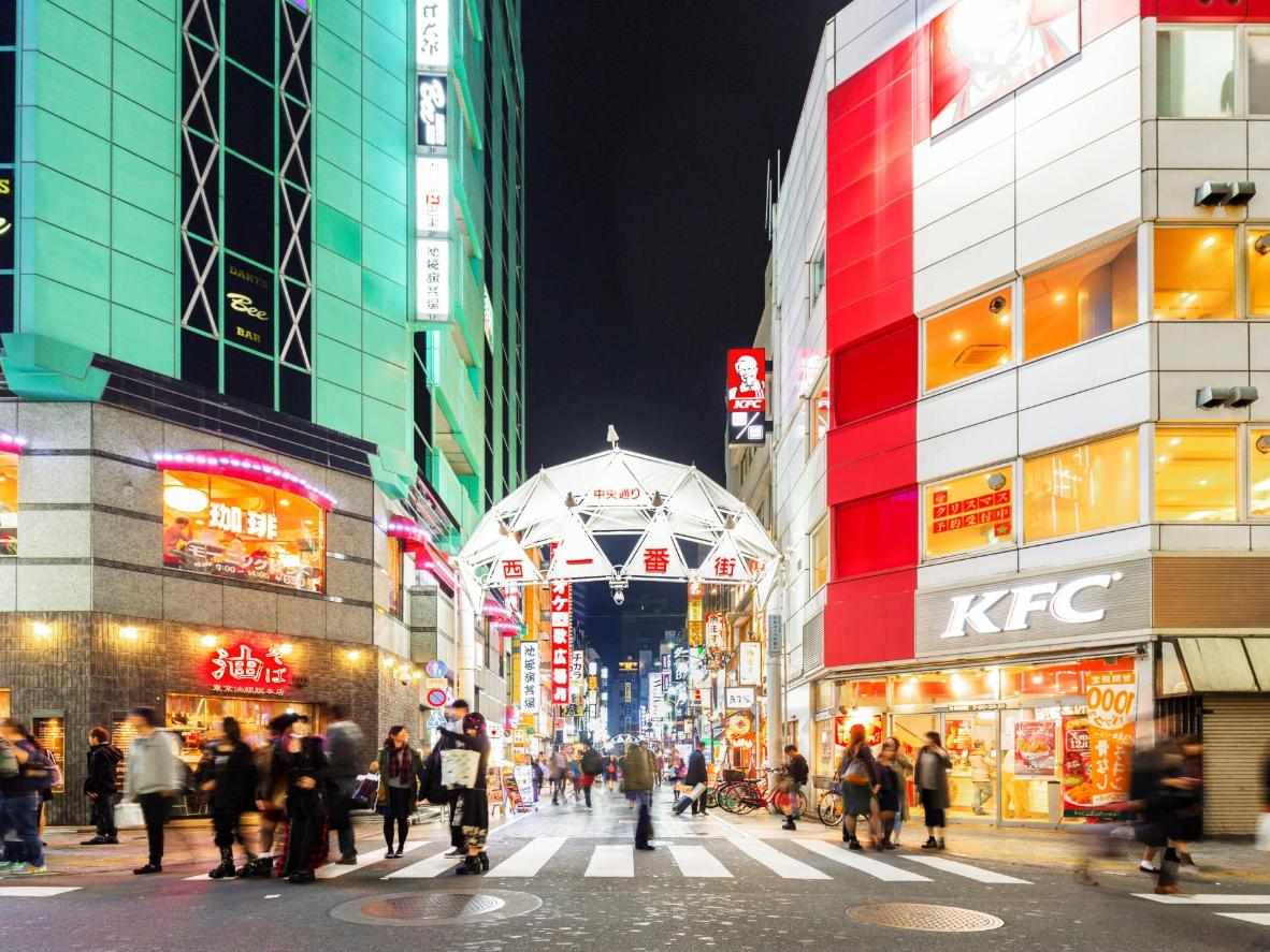 KFC for Christmas dinner is a time-honoured tradition in Japan