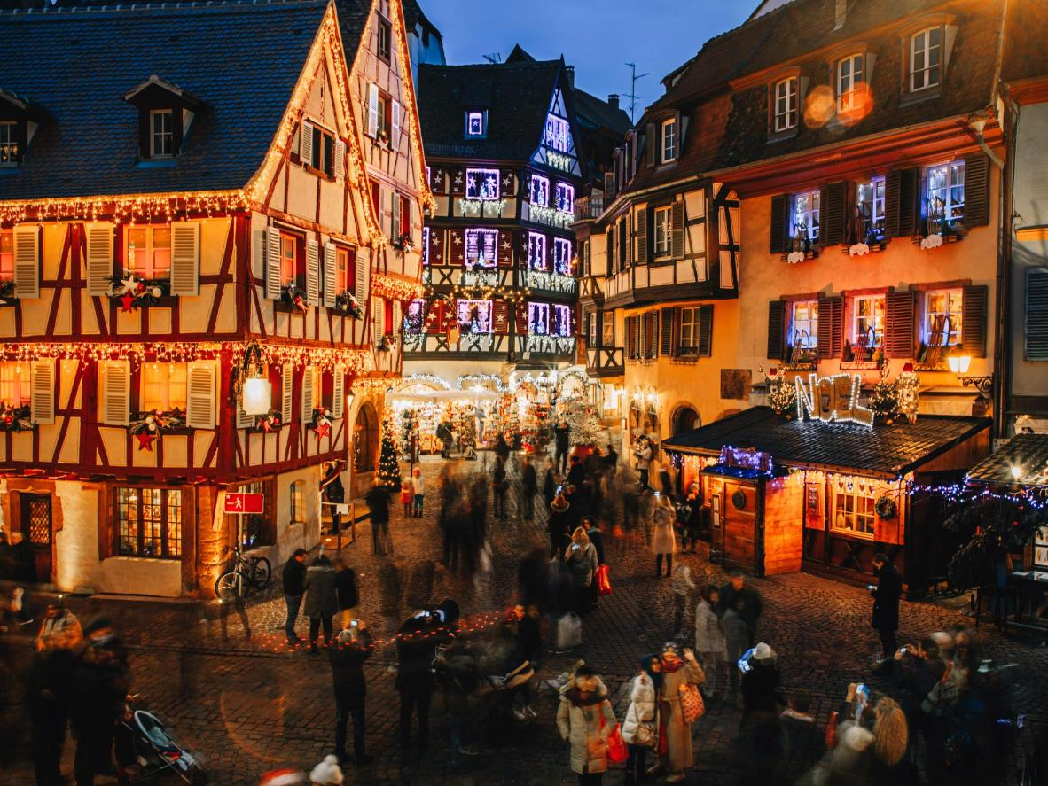 Colmar's Magic of Lights