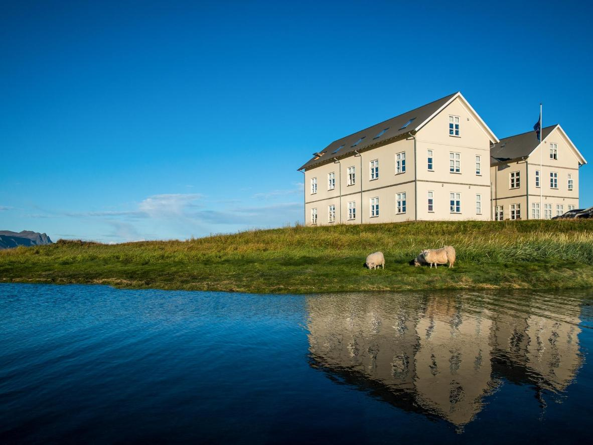 Get away from it all in the Icelandic wilderness
