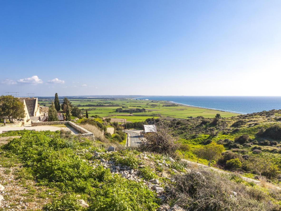 Der Frühling bringt viel Sonne nach Paphos mit weniger Touristen