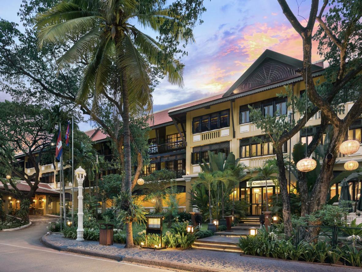 Victoria Angkor Resort & Spa in Siem Reap