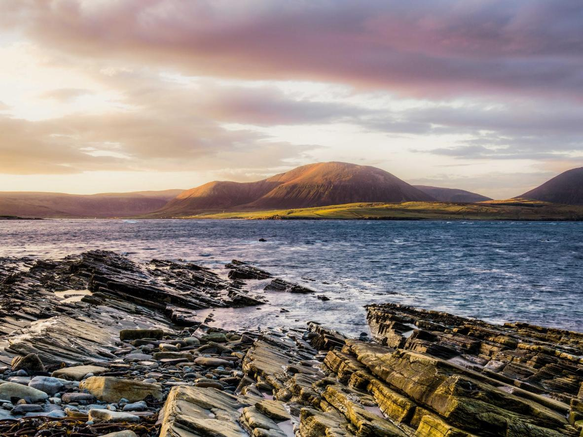 Explore WW1 shipwrecks and prehistoric sites on the naturally beautiful Orkney Islands