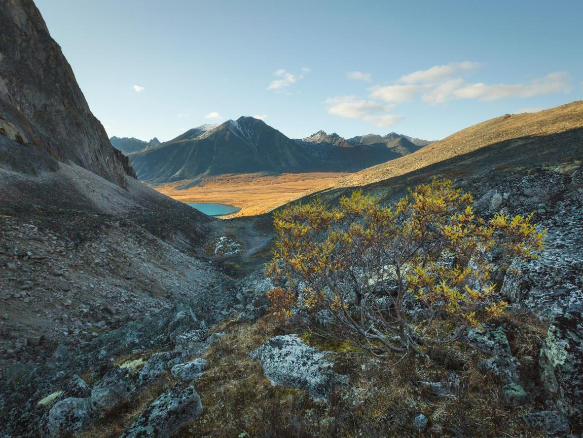 The Yukon is known for its untouched natural beauty