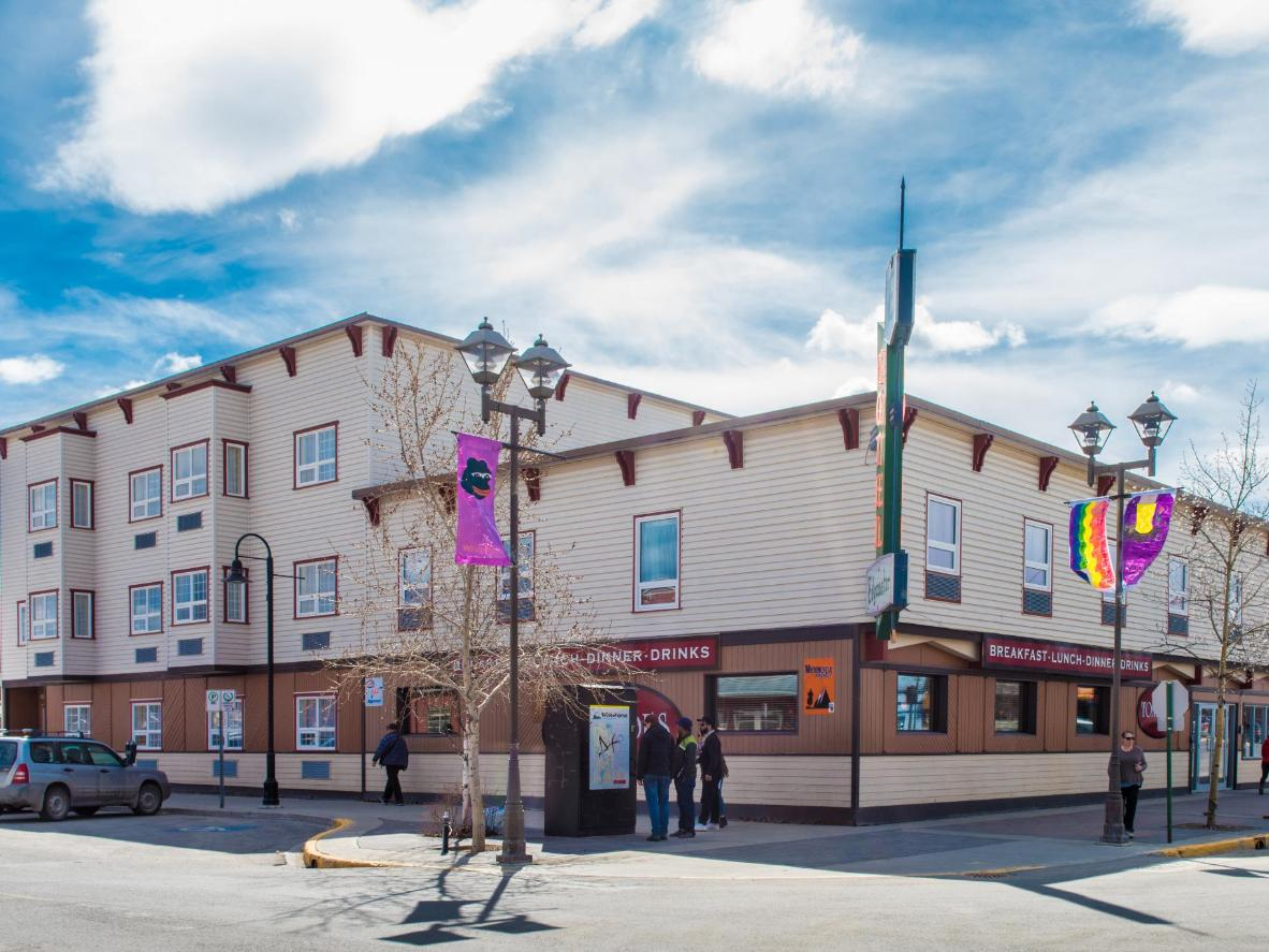 The Edgewater Hotel is the perfect home base for your stay in Whitehorse