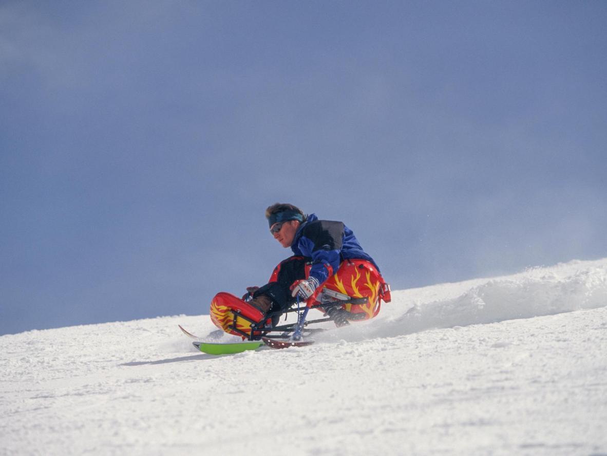 Los programas de invierno en Whistler incluyen esquí y snowboard