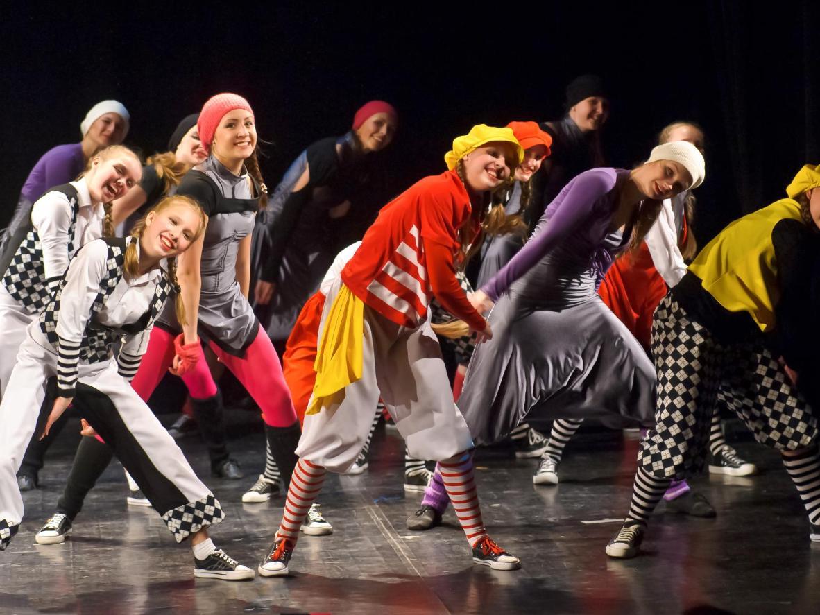 The legendary A-Ya Theatre Company