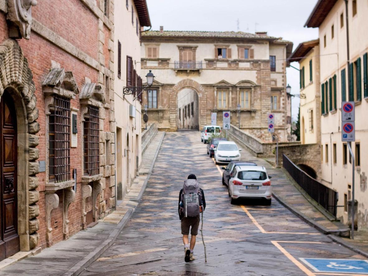 Colle di Val d'Elsa: alla scoperta della Via Francigena in Toscana