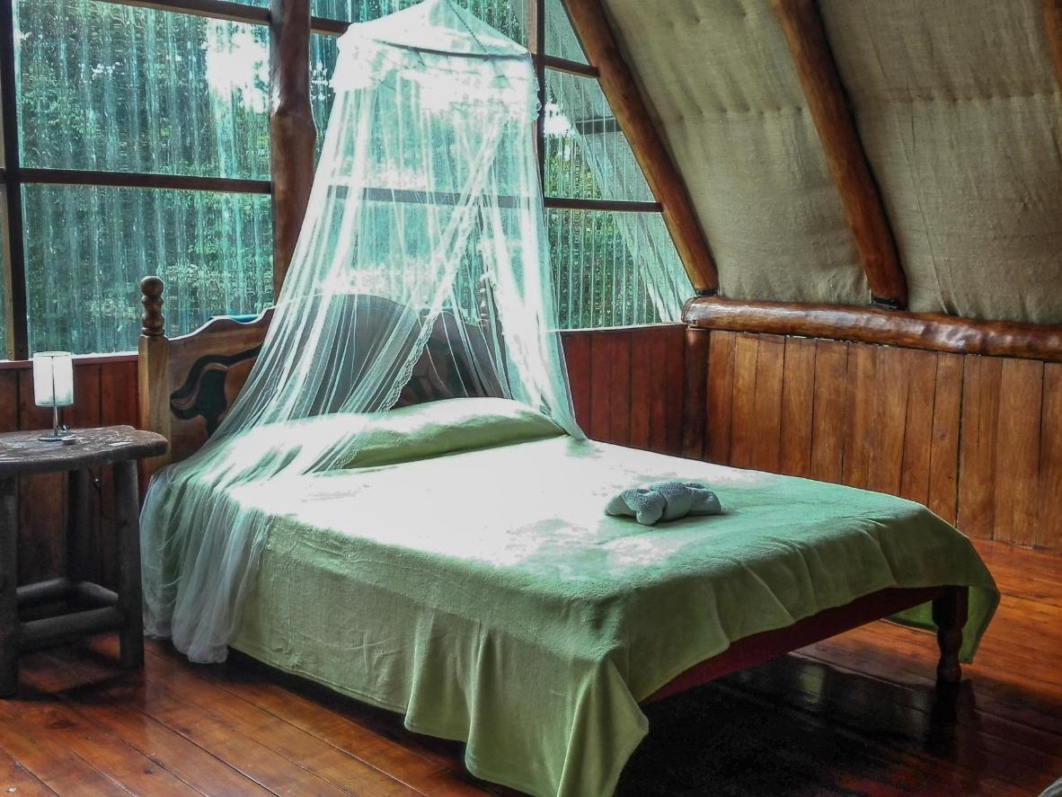 Wendy's Eco Guest House in Costa Rica