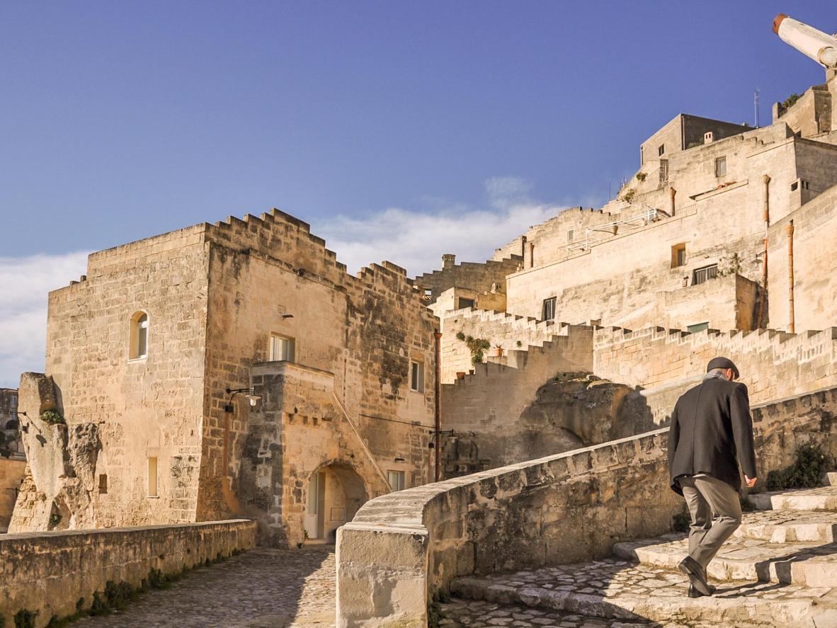 UNESCO funding has helped preserve Matera