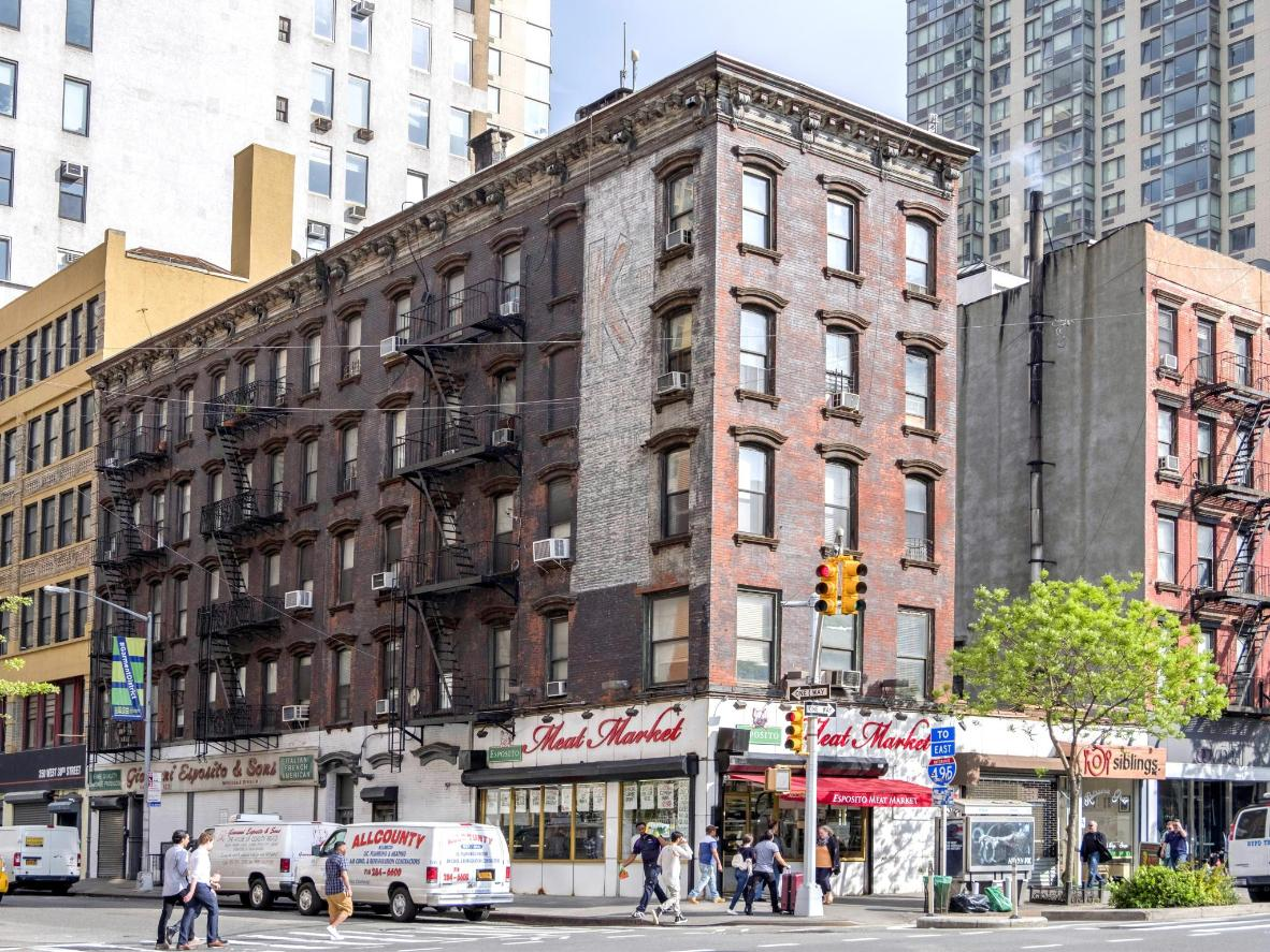 Go in search of history in Hell's Kitchen