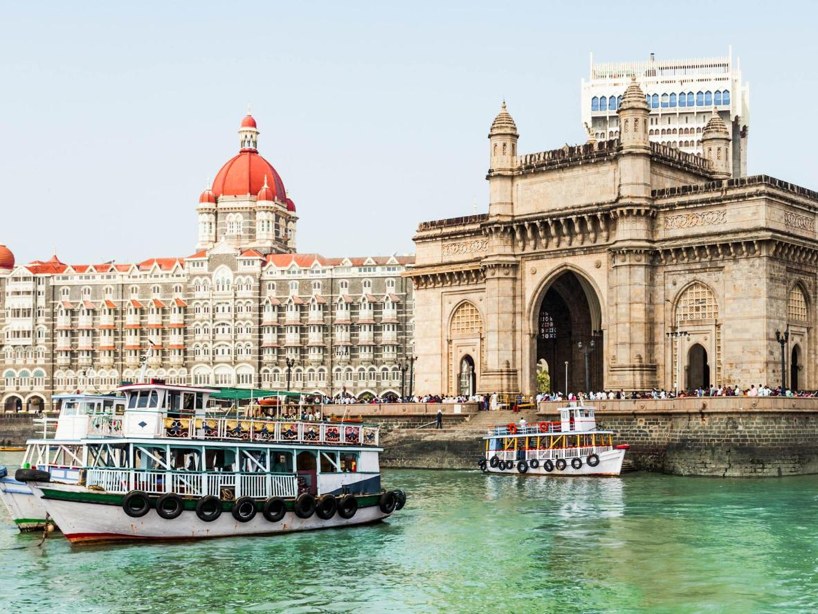 Follow in Barack Obama and Mick Jagger's footsteps checking into the Taj Mahal Palace