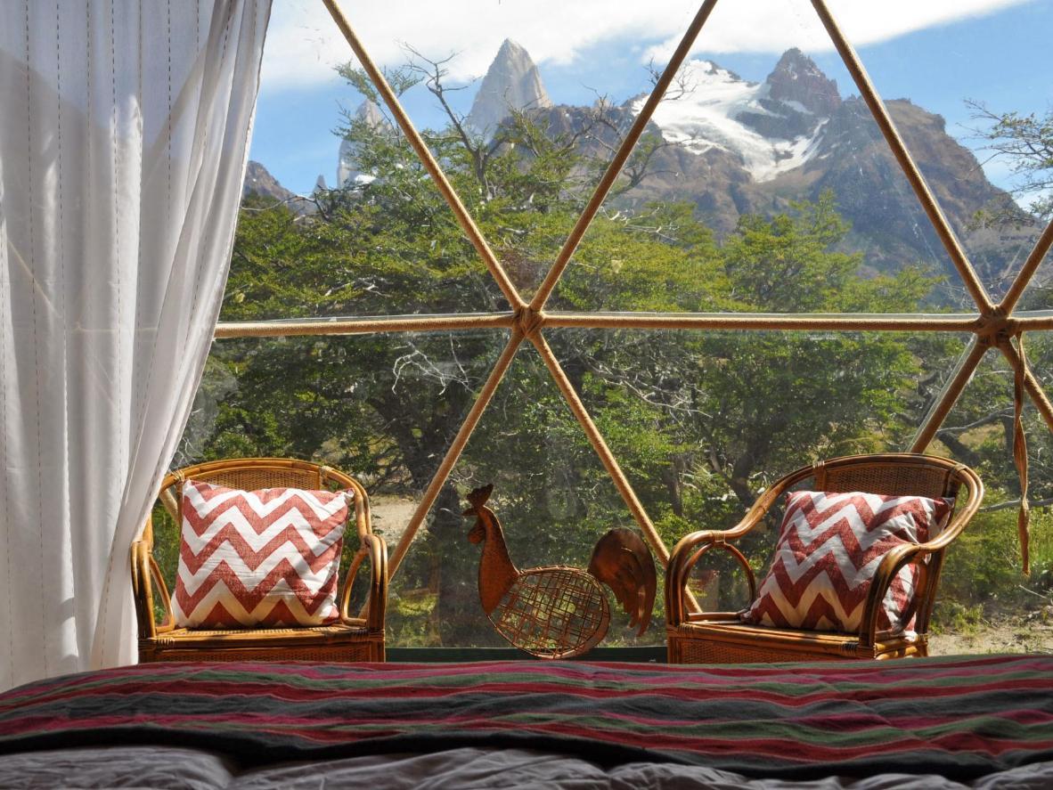 Patagonia Eco Domes in El Chalten