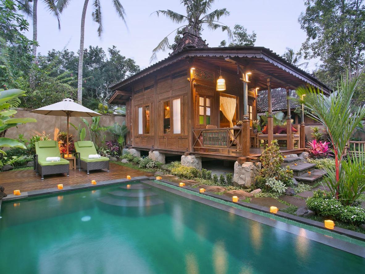 Pramana Watu Kurung Resort in Ubud
