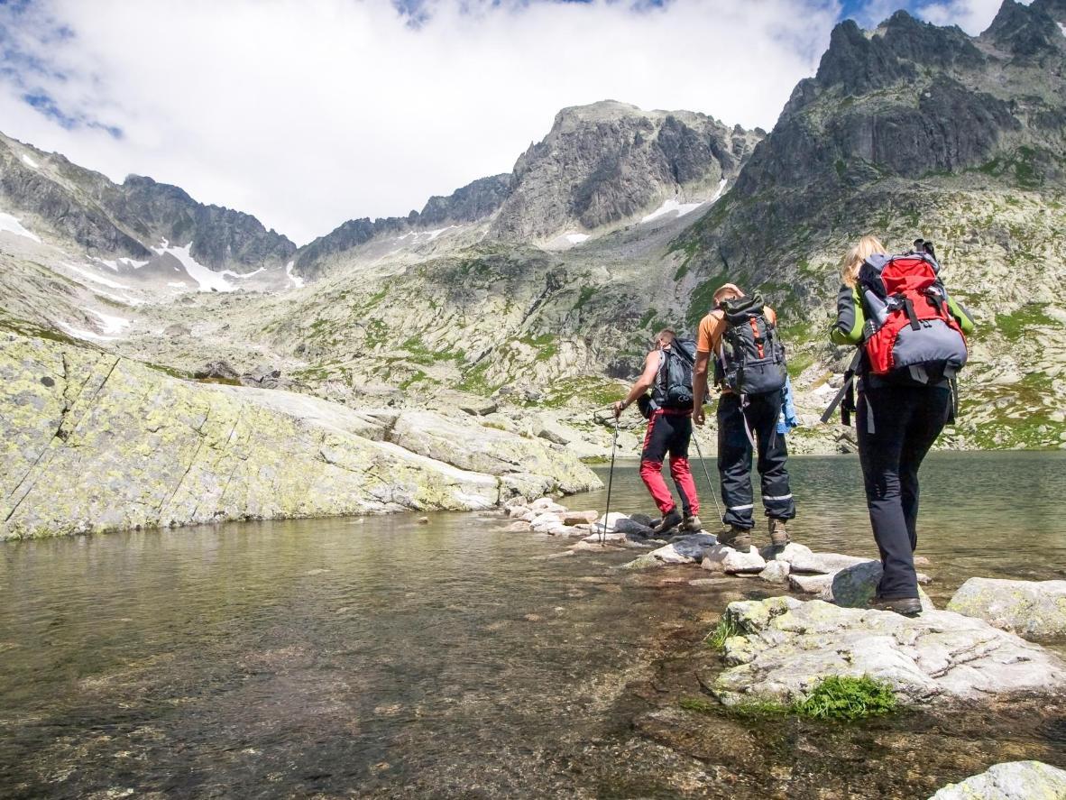 Kõrg-Tatrad Slovakkias