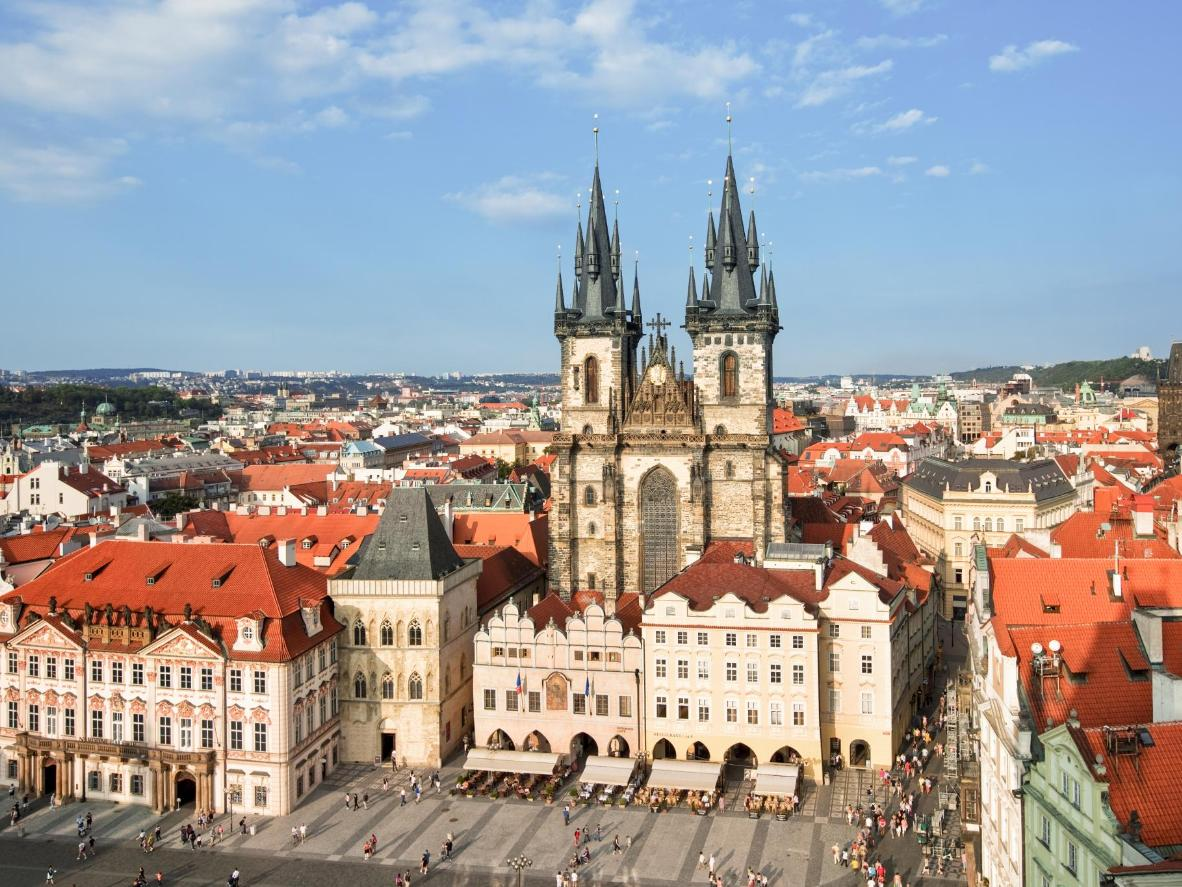 Follow the Kneipp path therapy style in Prague