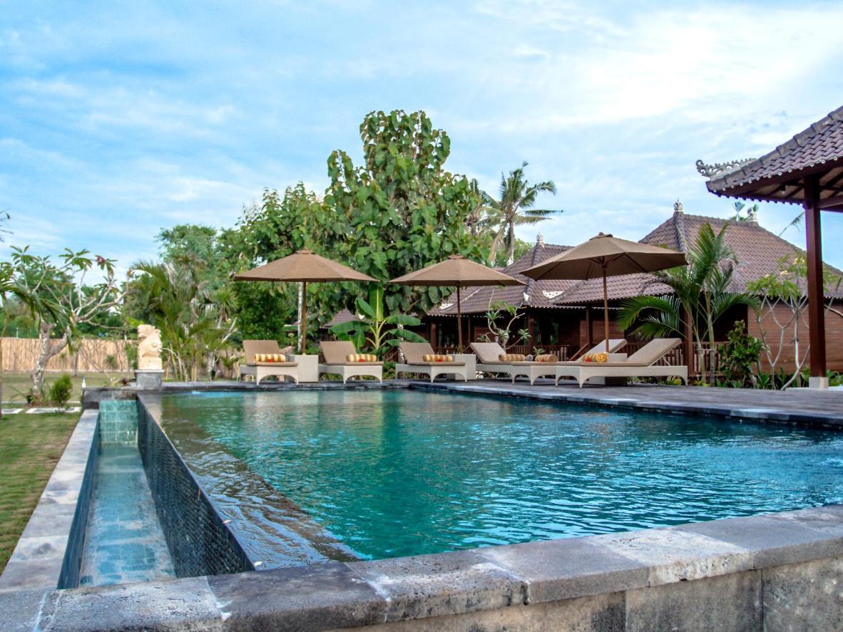 The Niti Hut's in Bali