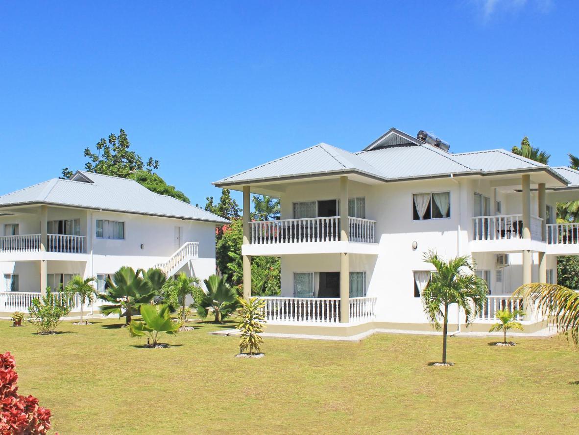 Casa Tara Villas in Praslin, Seychellen