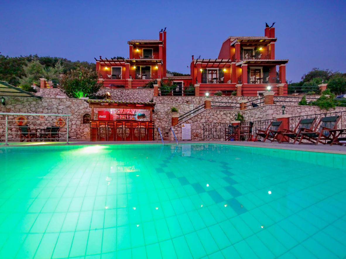 Corfu Sokraki Villas in Corfu, Greece