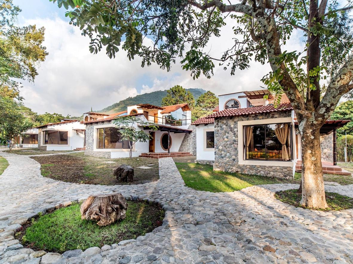 Le Villas Jucanya a Sololà, Guatemala