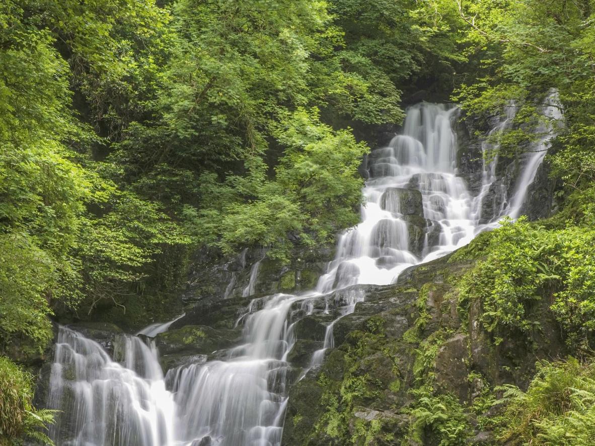 トルクの滝(キラーニー)