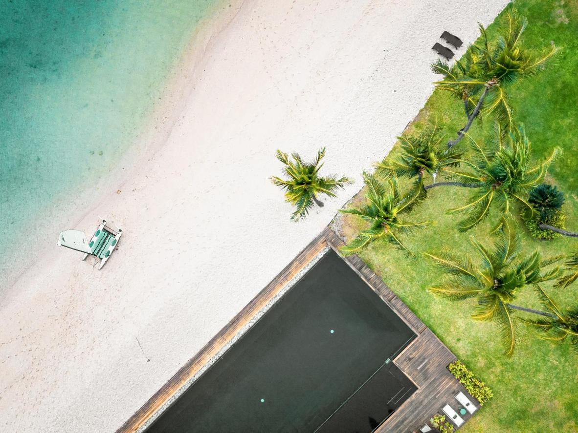 With over 30 beaches, there's no shortage of sunbathing opportunities