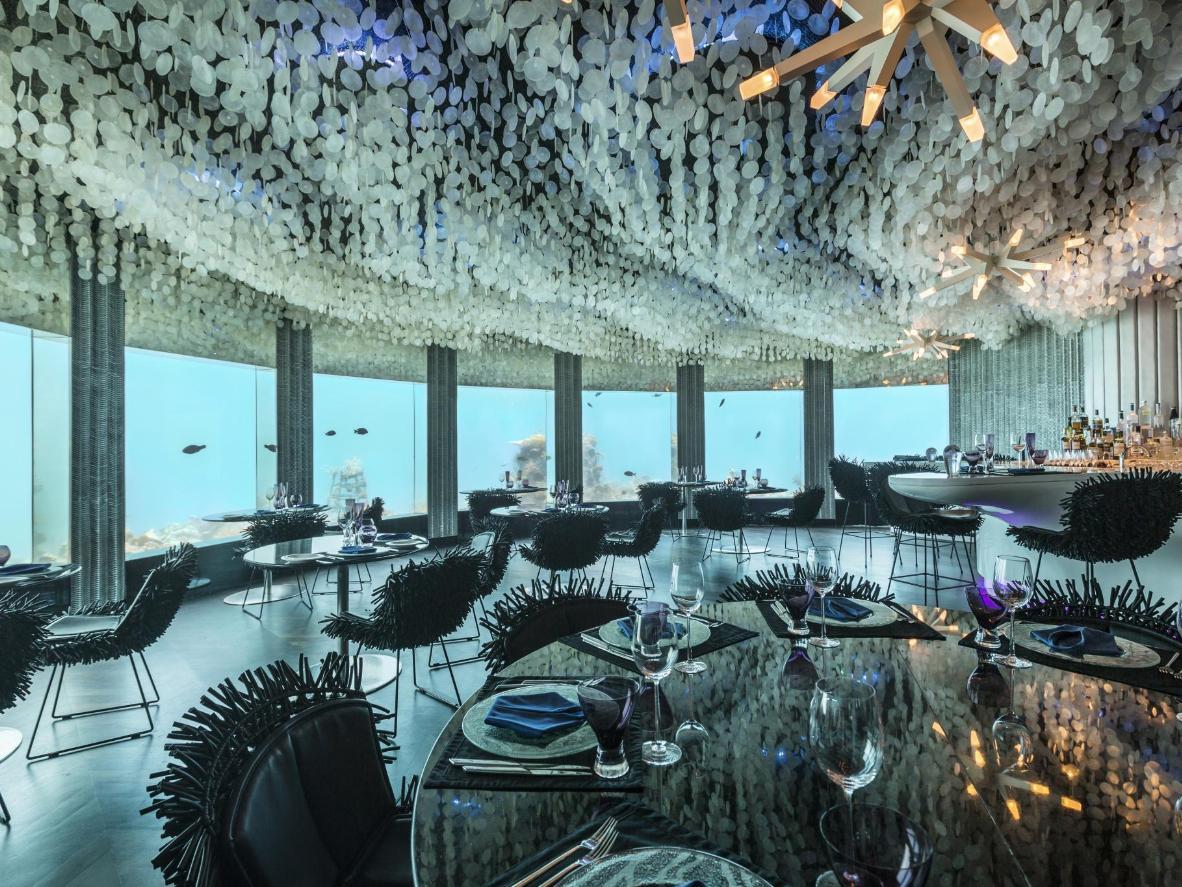 Subsix ist der weltweit erste Unterwasser-Club