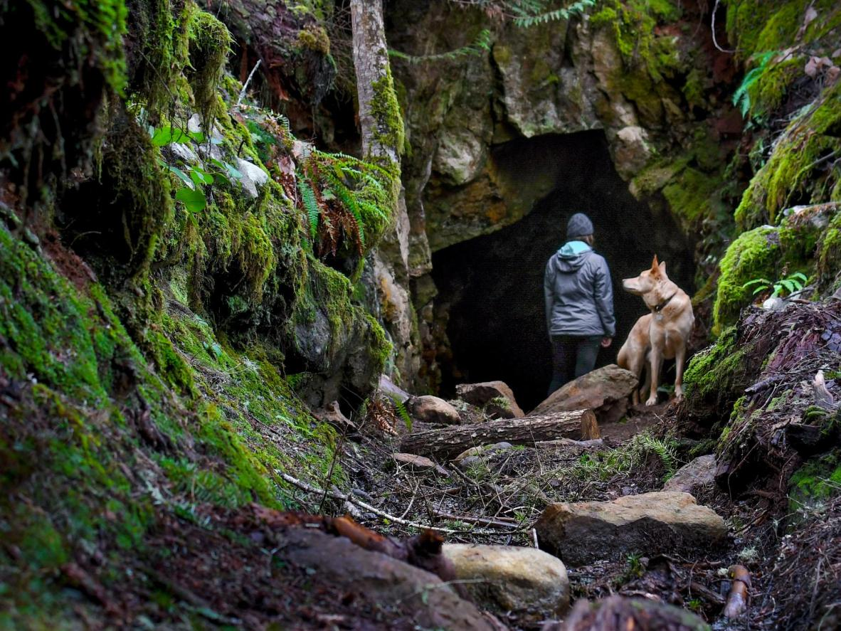 Visit rock pools, canyons and caves in Sooke Potholes Regional and Provincial Parks