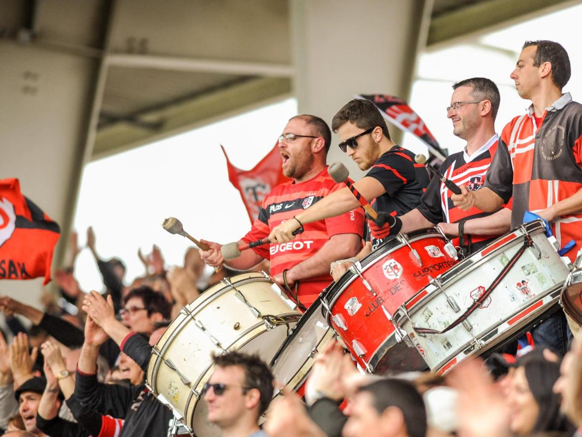 Ver Toulouse en su tierra natal Stade Toulousain