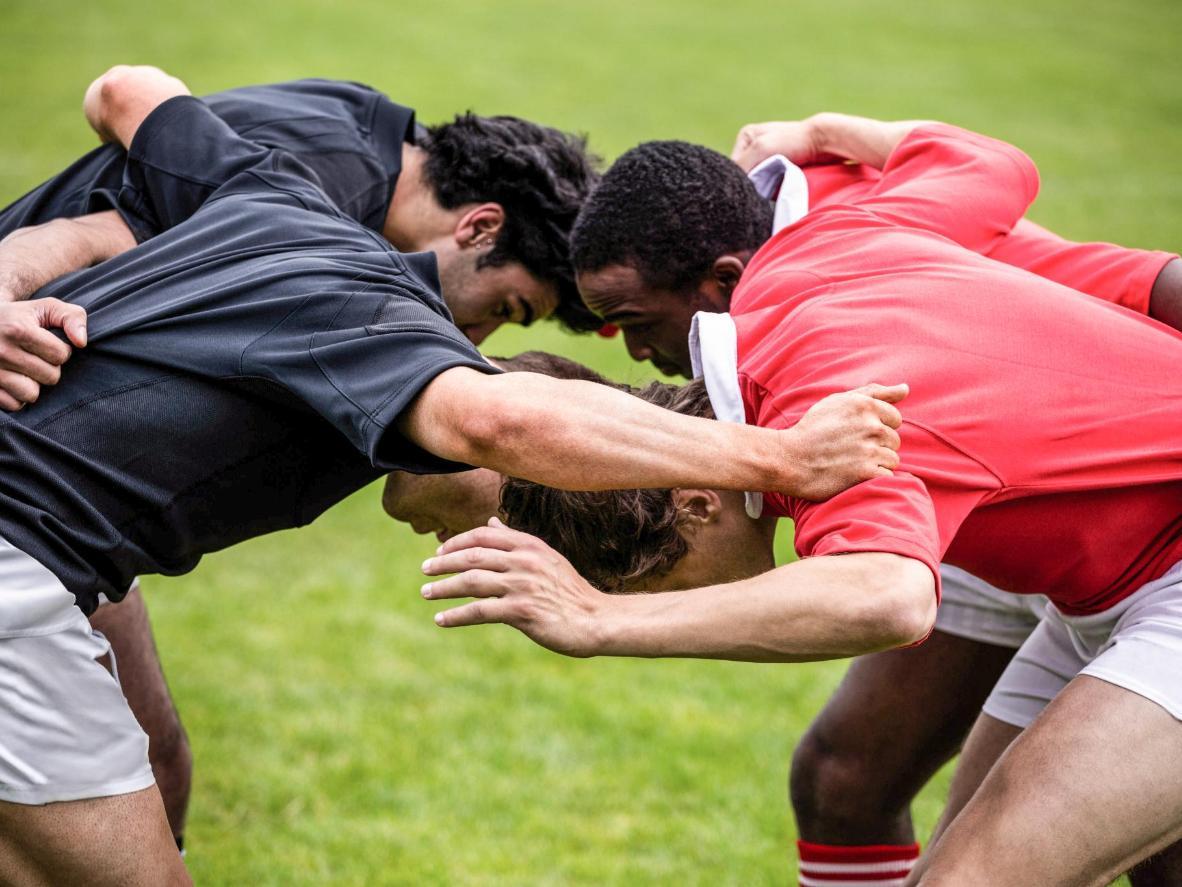 Thomond Park es considerado por algunos como el mejor estadio de rugby del mundo.