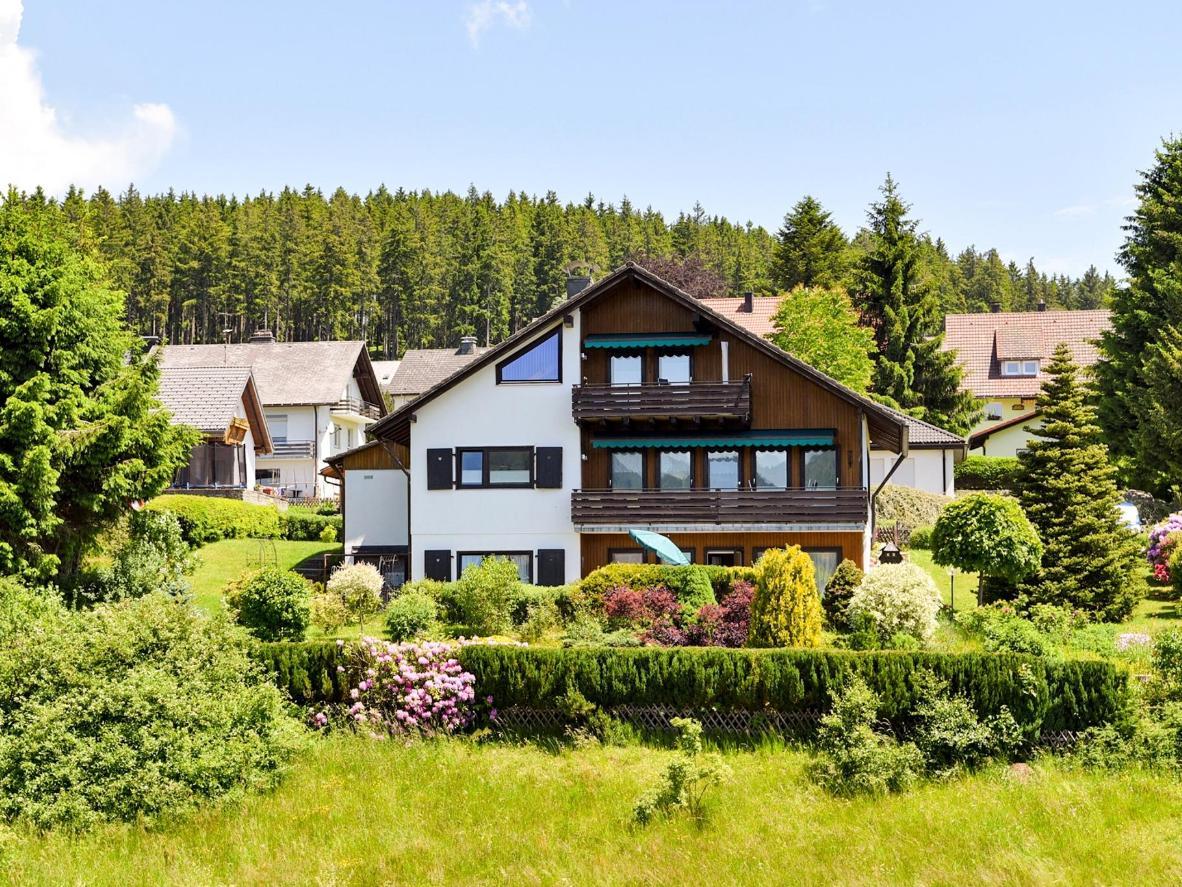 Enjoy views of Schluchsee Lake at Haus Schluchseeblick