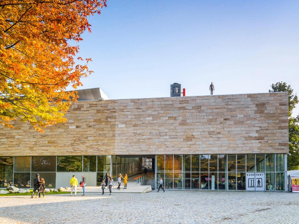 Rotterdam's Kunsthal is as celebrated for its linear exterior as it is for its thought-provoking exhibitions