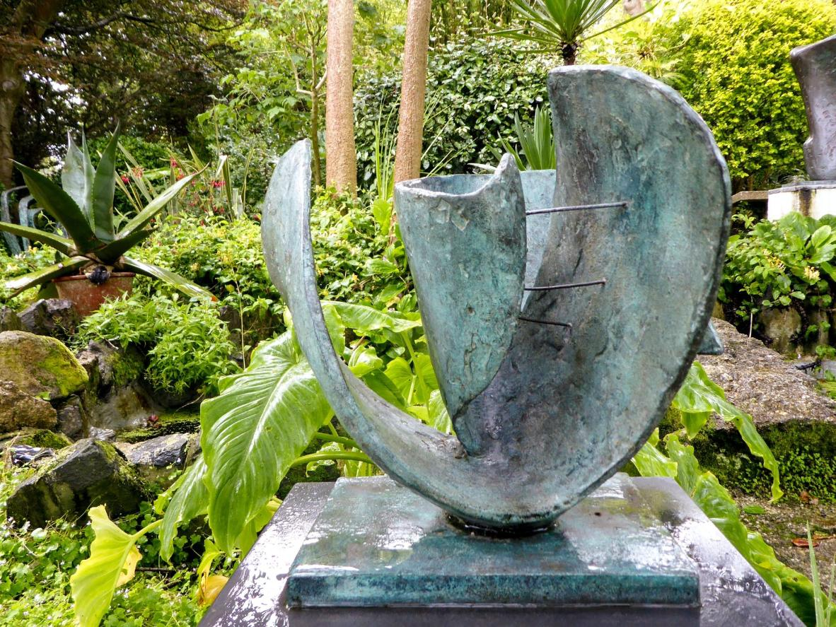 The Barbara Hepworth Museum and Sculpture Garden is a St Ives must-see