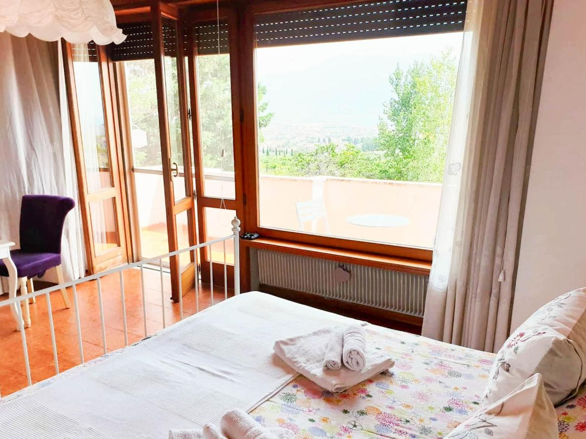 Wake up to verdant views of Trecase