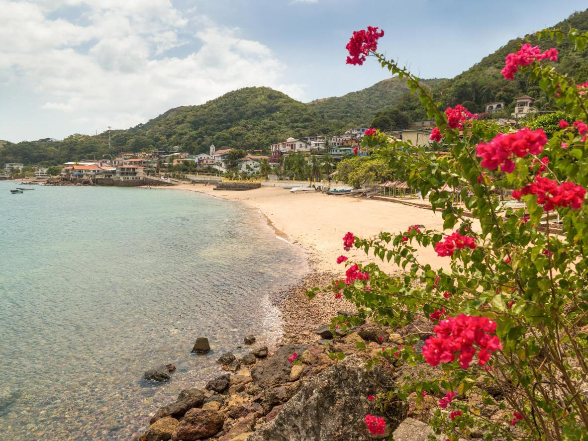 Taboga is also known as 'The Island of Flowers'