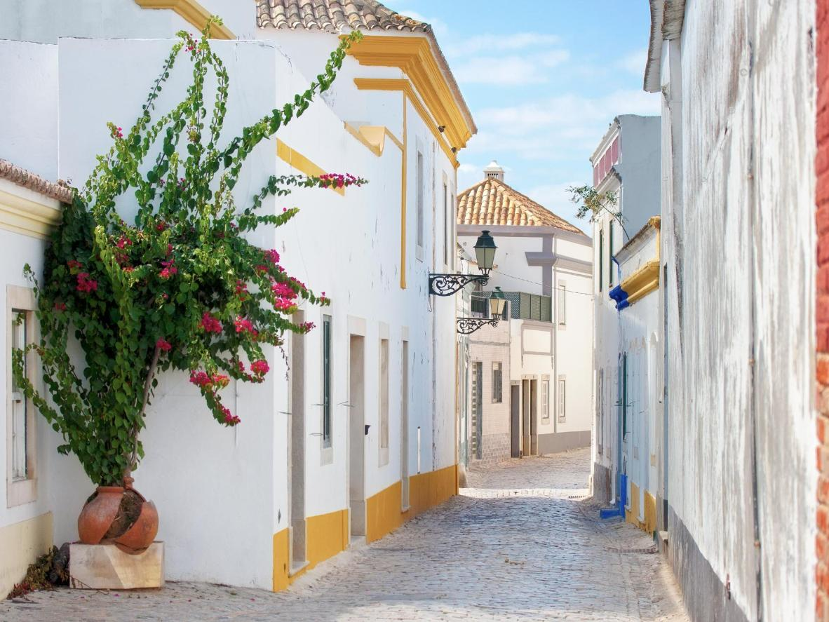 Navigate Faro's crooked alleyways and experience much of its innate charm