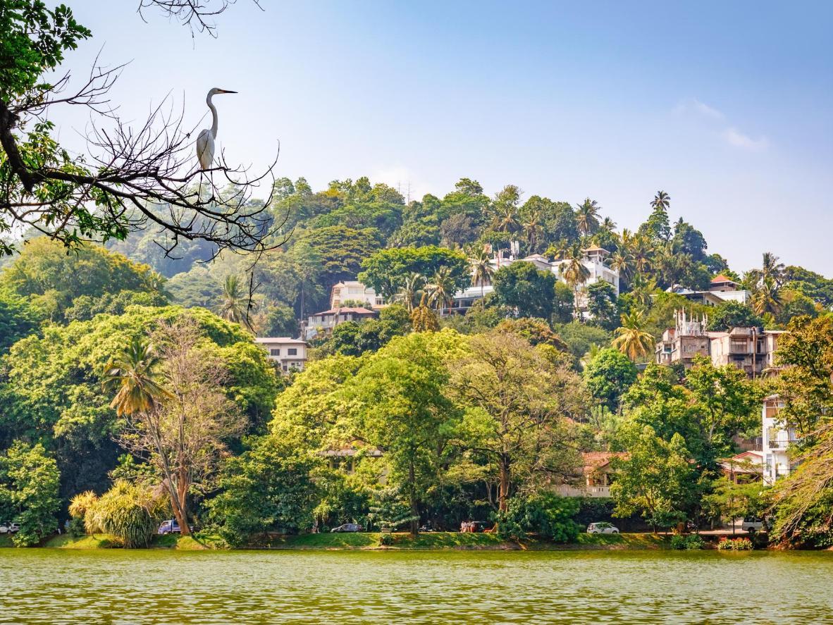 Kandy zostało wpisane na Listę światowego dziedzictwa UNESCO
