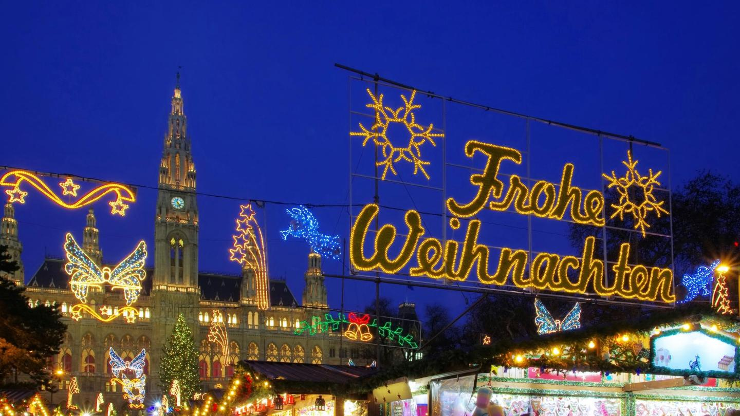The Vienna Christmas Markets will make you feel like you're in a fairytale