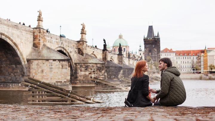 Find the best romance in Prague