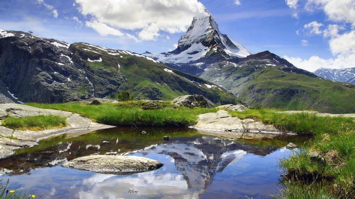 Encuentra el mejor lugar para la montaña en Zermatt
