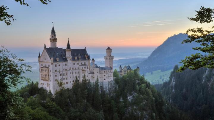 Encuentra el mejor lugar para los castillos en Füssen