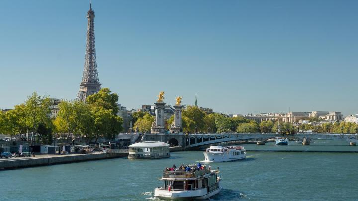 Encuentra el mejor lugar para las visitas turísticas en París
